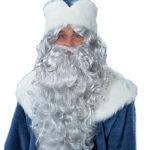 Weihnachtsmann bart stirnband